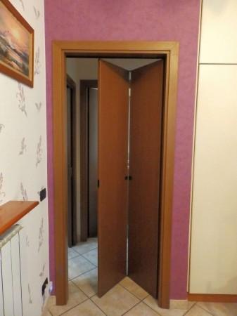 Casa indipendente in vendita a Verano Brianza, Parco Del Lambro, Con giardino, 140 mq - Foto 11