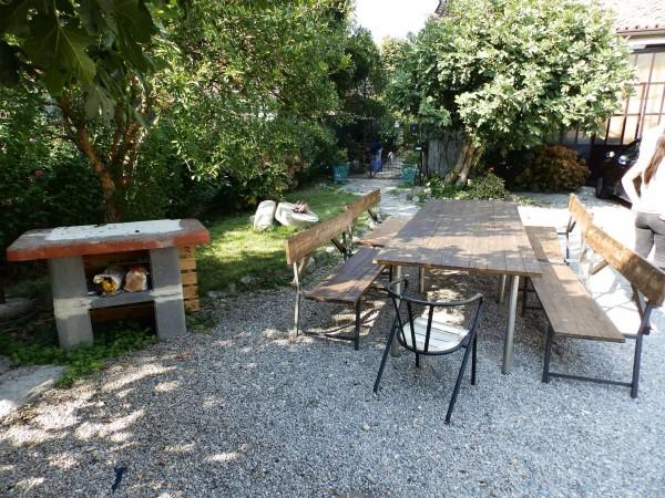 Casa indipendente in vendita a Verano Brianza, Parco Del Lambro, Con giardino, 140 mq - Foto 19