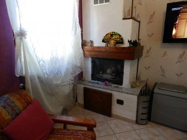 Casa indipendente in vendita a Verano Brianza, Parco Del Lambro, Con giardino, 140 mq - Foto 16