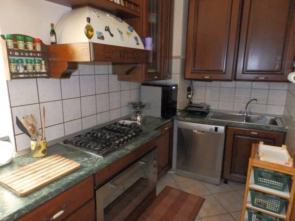 Casa indipendente in vendita a Verano Brianza, Parco Del Lambro, Con giardino, 140 mq - Foto 13