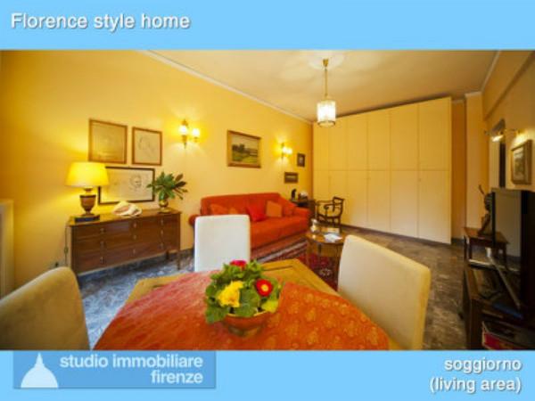 Appartamento in affitto a Firenze, Piazza Della Vittoria, Arredato, 53 mq - Foto 10