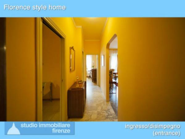 Appartamento in affitto a Firenze, Piazza Della Vittoria, Arredato, 53 mq - Foto 11