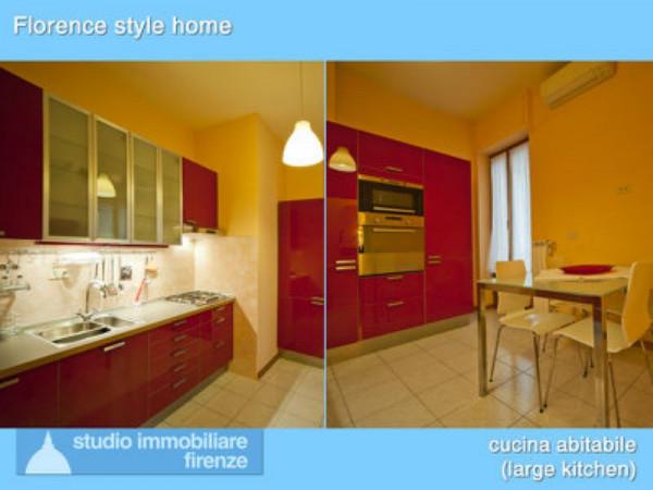 Appartamento in affitto a Firenze, Piazza Della Vittoria, Arredato, 53 mq - Foto 8