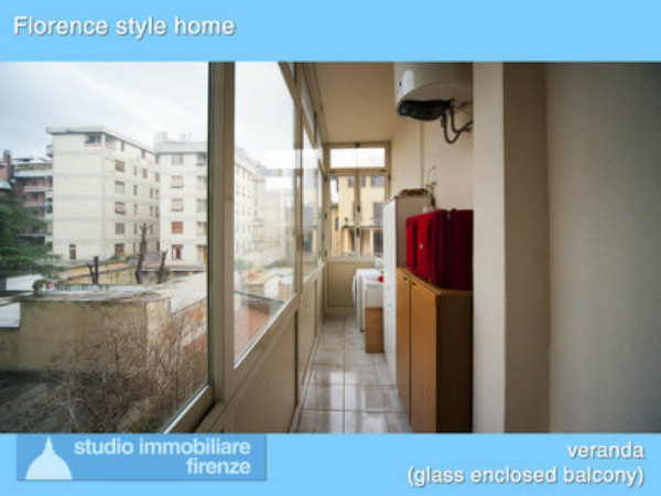 Appartamento in affitto a Firenze, Piazza Della Vittoria, Arredato, 53 mq - Foto 7