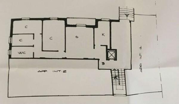 Appartamento in vendita a Chiavari, Chiavari Levante, Con giardino, 100 mq - Foto 3