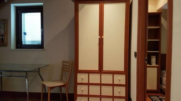 Appartamento in vendita a Torino, Precollina, Arredato, con giardino, 55 mq - Foto 14