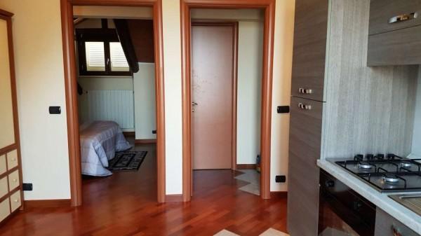 Appartamento in vendita a Torino, Precollina, Arredato, con giardino, 55 mq - Foto 13