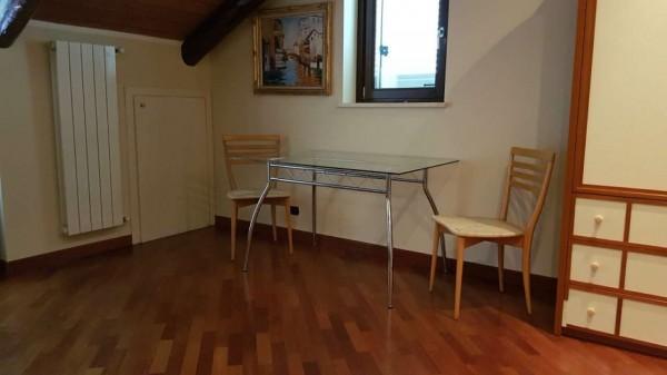 Appartamento in vendita a Torino, Precollina, Arredato, con giardino, 55 mq - Foto 15