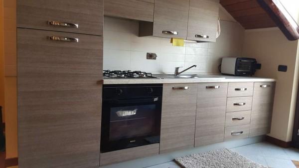 Appartamento in vendita a Torino, Precollina, Arredato, con giardino, 55 mq - Foto 12