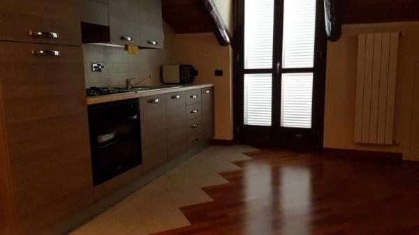 Appartamento in vendita a Torino, Precollina, Arredato, con giardino, 55 mq - Foto 17