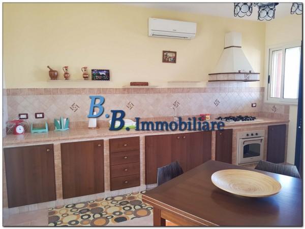 Casa indipendente in vendita a Alcamo, Alcamo Marina, 180 mq - Foto 3