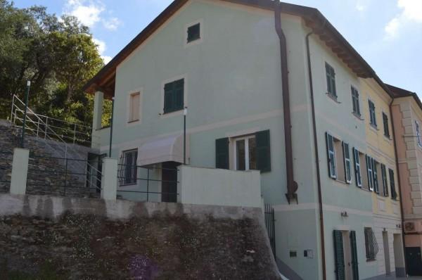Appartamento in vendita a Avegno, Salto, Con giardino, 130 mq - Foto 27