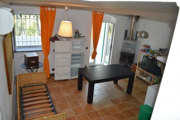 Appartamento in vendita a Avegno, Salto, Con giardino, 130 mq - Foto 23