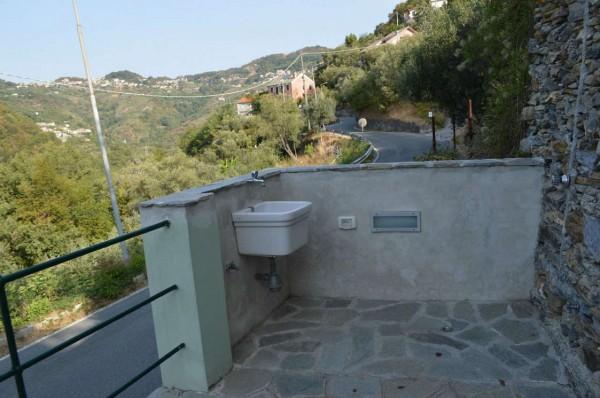 Appartamento in vendita a Avegno, Salto, Con giardino, 130 mq - Foto 25