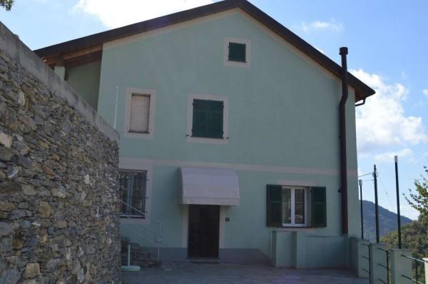Appartamento in vendita a Avegno, Salto, Con giardino, 130 mq - Foto 26