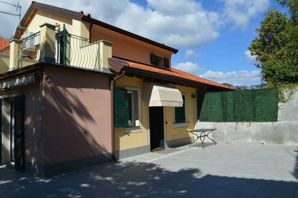 Appartamento in vendita a Avegno, Salto, 124 mq