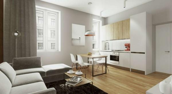 Appartamento in vendita a Milano, Washington, Con giardino, 61 mq - Foto 13