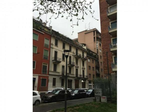 Appartamento in vendita a Milano, Washington, Con giardino, 61 mq - Foto 35