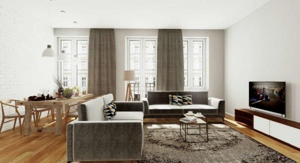 Appartamento in vendita a Milano, Washington, Con giardino, 61 mq - Foto 1