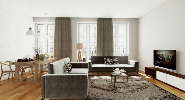 Appartamento in vendita a Milano, Washington, Con giardino, 61 mq