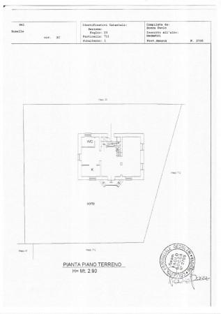 Villa in vendita a Busalla, Sarissola, Con giardino, 250 mq - Foto 3