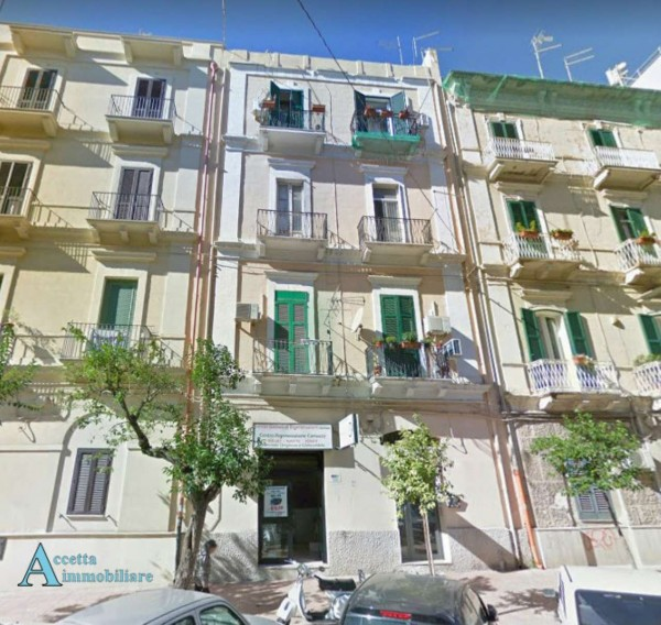Appartamento in vendita a Taranto, Centrale, 66 mq