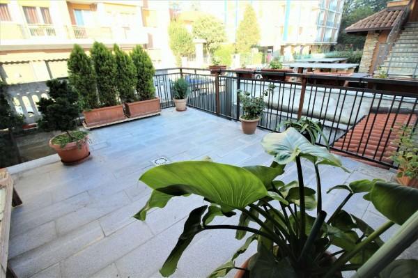 Villa in vendita a Alpignano, Centro, Con giardino, 252 mq - Foto 11