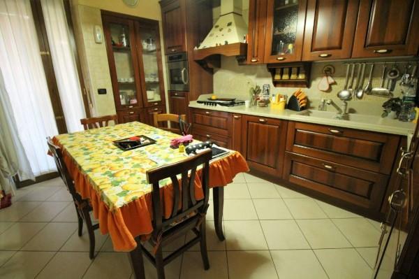 Villa in vendita a Alpignano, Centro, Con giardino, 252 mq - Foto 7