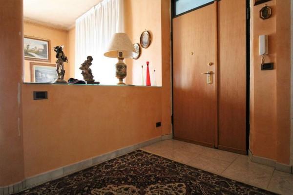 Villa in vendita a Alpignano, Centro, Con giardino, 252 mq - Foto 4