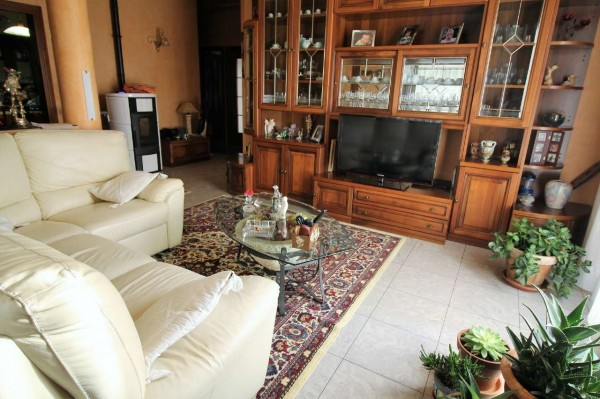 Villa in vendita a Alpignano, Centro, Con giardino, 252 mq - Foto 10