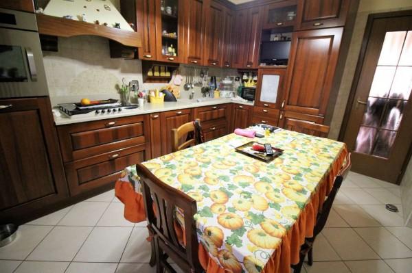 Villa in vendita a Alpignano, Centro, Con giardino, 252 mq - Foto 8