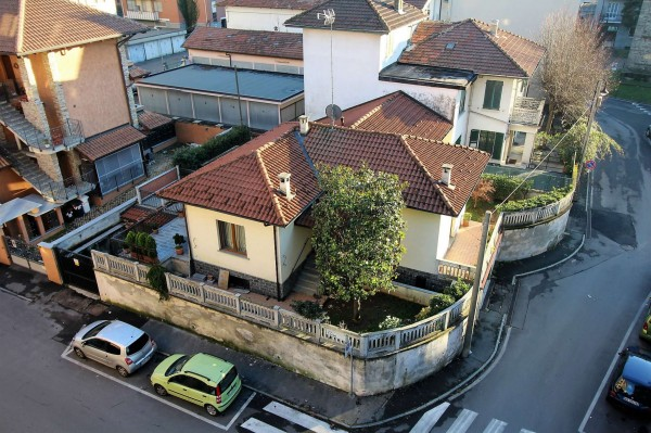 Villa in vendita a Alpignano, Centro, Con giardino, 252 mq - Foto 1