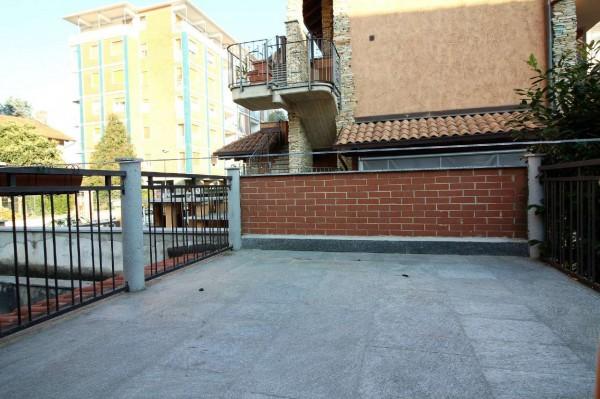 Villa in vendita a Alpignano, Centro, Con giardino, 252 mq - Foto 13