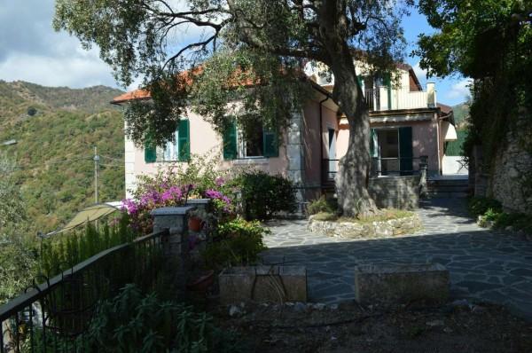 Appartamento in vendita a Avegno, Salto, Con giardino, 115 mq