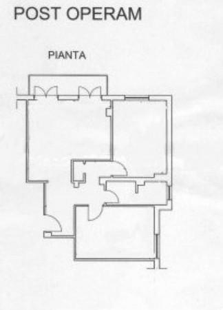 Appartamento in vendita a Roma, Balduina, Con giardino, 80 mq - Foto 2