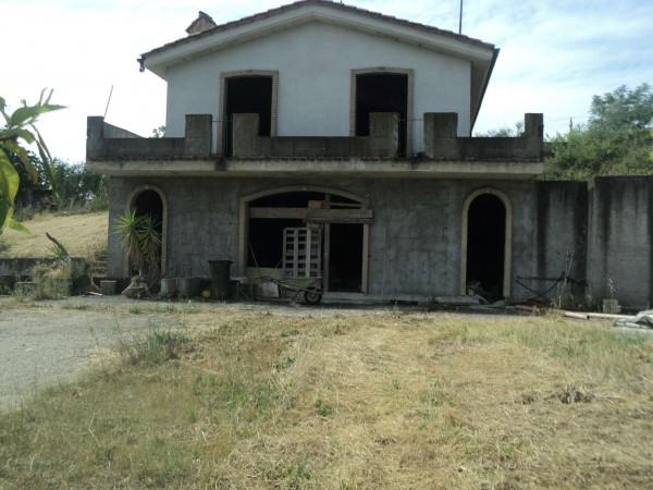 Villa in vendita a Capena, Con giardino, 180 mq - Foto 12