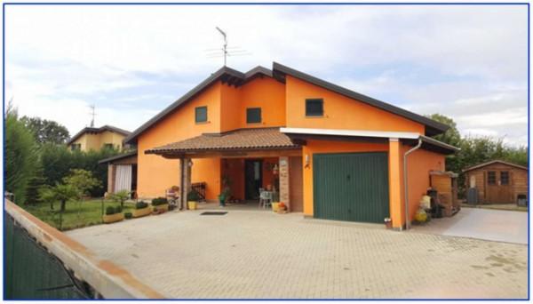 Villa in vendita a Alessandria, Cantalupo, Con giardino, 150 mq