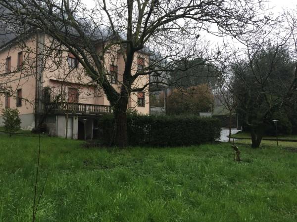 Villa in vendita a Sangiano, Con giardino, 460 mq