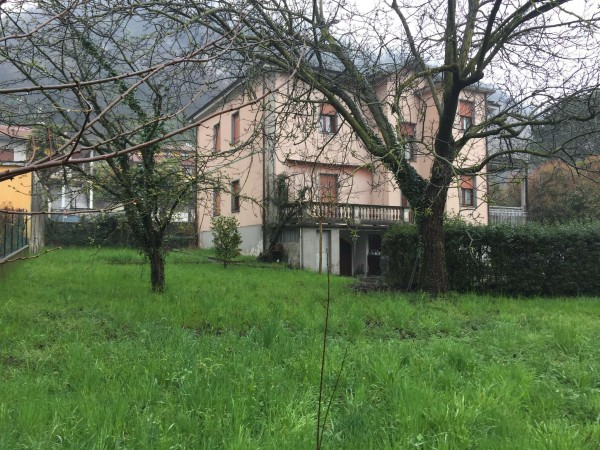Villa in vendita a Sangiano, Con giardino, 460 mq - Foto 22