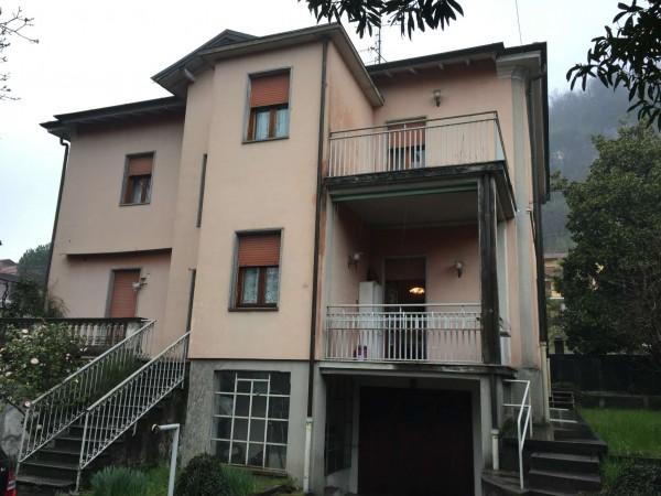 Villa in vendita a Sangiano, Con giardino, 460 mq - Foto 24