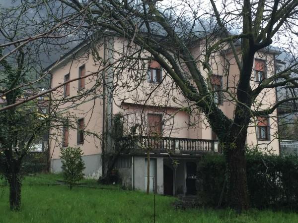 Villa in vendita a Sangiano, Con giardino, 460 mq - Foto 21
