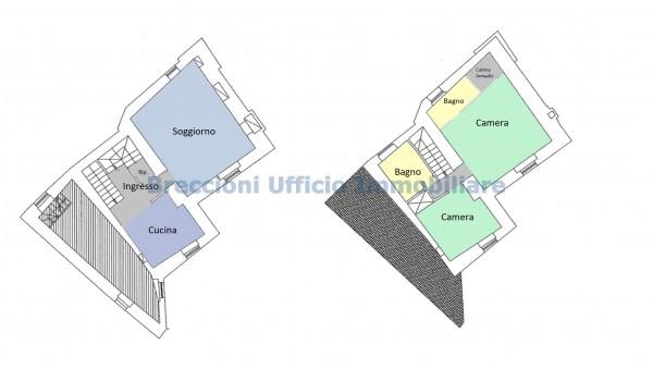 Appartamento in vendita a Trevi, Centrale, 90 mq - Foto 7