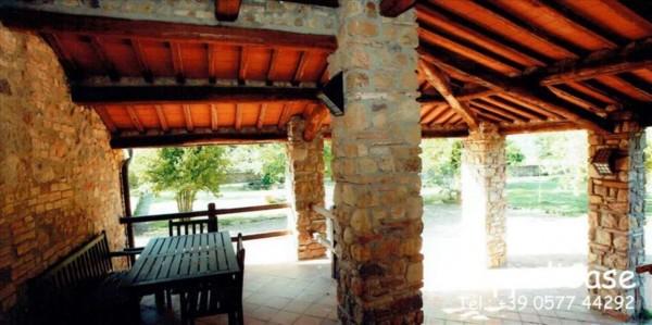 Villa in vendita a Monticiano, Con giardino, 400 mq - Foto 1