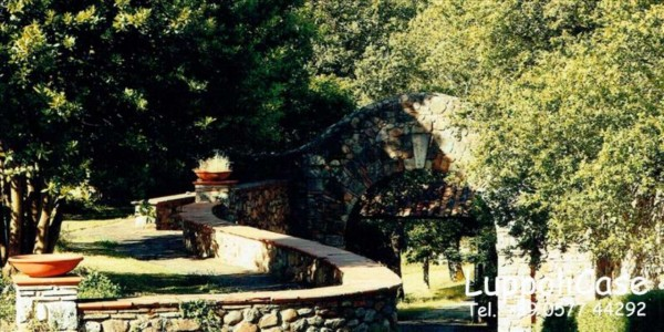 Villa in vendita a Monticiano, Con giardino, 400 mq - Foto 2