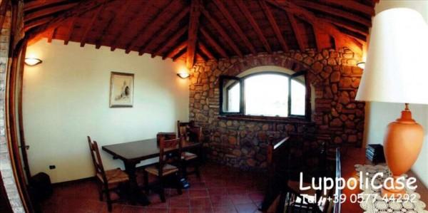 Villa in vendita a Monticiano, Con giardino, 400 mq - Foto 9
