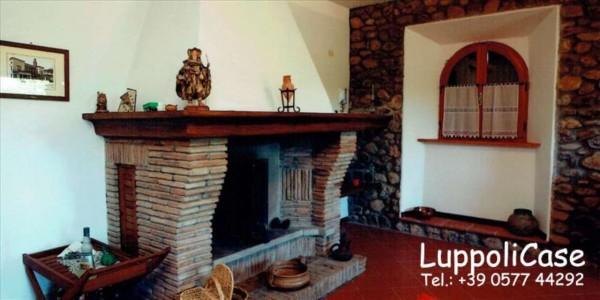Villa in vendita a Monticiano, Con giardino, 400 mq - Foto 4