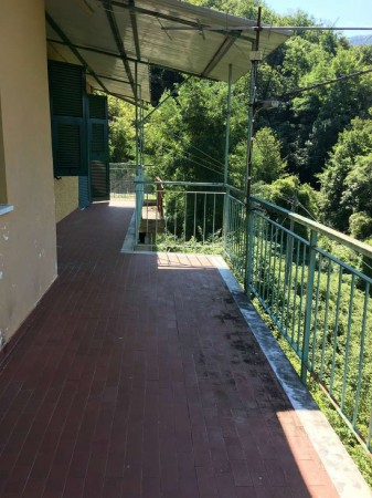 Casa indipendente in vendita a Mezzanego, Con giardino, 130 mq - Foto 7