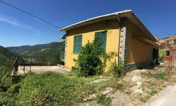Casa indipendente in vendita a Mezzanego, Con giardino, 130 mq - Foto 8