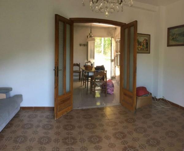 Casa indipendente in vendita a Mezzanego, Con giardino, 130 mq - Foto 5