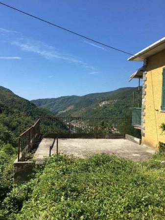 Casa indipendente in vendita a Mezzanego, Con giardino, 130 mq - Foto 4